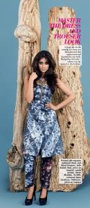 Actress Ileana Hot in Cosmopolitan Magazine January 2013 Photos