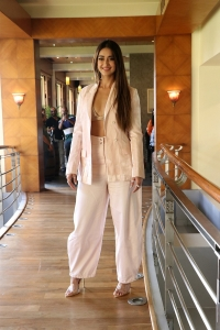 Actress Ileana Pics @ Pagalpanti Movie Promotions