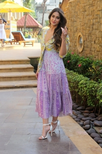Actress Ileana D'Cruz Pics @ Pagalpanti Movie Promotions