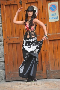 Actress Ileana Unseen Hot Pics in DCM Movie