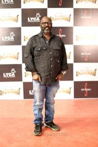 Art director T Muthuraj @ Imsai Arasan 24am Pulikesi Movie Pooja Stills