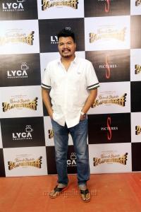 Shankar @ Imsai Arasan 24am Pulikesi Movie Pooja Stills