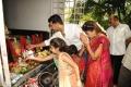 Arun Vijay, Aarthi @ In Cinemas Entertainment Production No.1 Movie Opening Stills