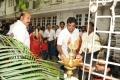 Vijayakumar, Arivazhagan @ In Cinemas Entertainment Production No.1 Movie Opening Stills