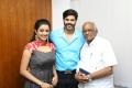 Nisha Krishnan, Ganesh Venkatraman, SP Muthuraman @ Inayathalam Audio Launch Stills