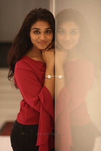 Tamil Actress Indhuja Ravichandran HD Photoshoot Images