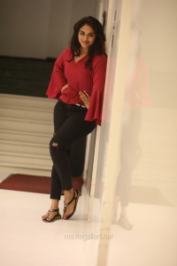 Actress Indhuja HD Latest Images