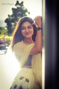 Actress Indhuja Photoshoot Stills