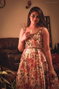 Actress Indhuja New Photoshoot Stills
