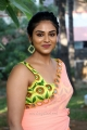 Tamil Actress Indhuja Hot Saree Photos HD