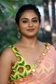 Super Duper Movie Actress Indhuja Ravichandran Saree Photos HD