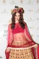Evelyn Sharma walks for Shane & Falguni at Bridal Fashion Week