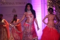 Jacqueline Fernandez walks for Jyotsna Tiwari at the Aamby Valley IBFW 2013