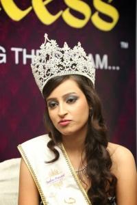 Chandni Sharma @ Indian Princess 2014 Press Meet Stills