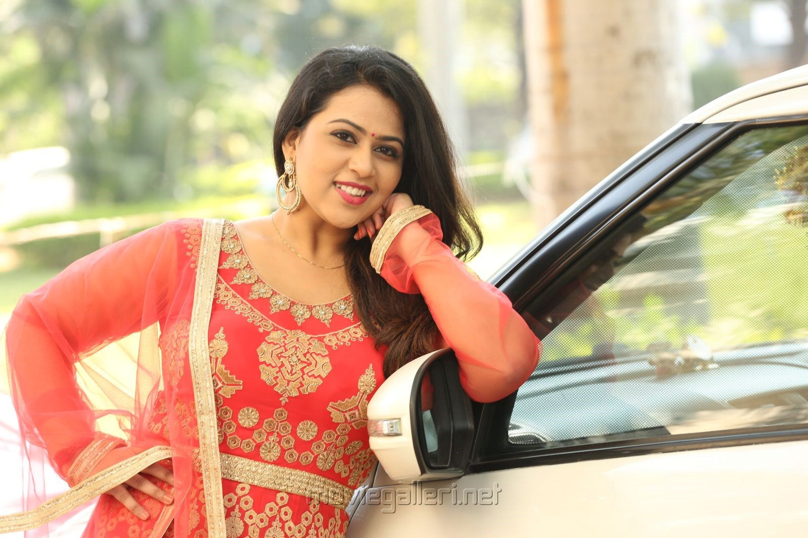 Heroine Diana Champika Pictures @ Indrasena Movie Interview