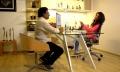 VTV Ganesh, Meera Jasmine in Inga Enna Solludhu Tamil Movie Stills