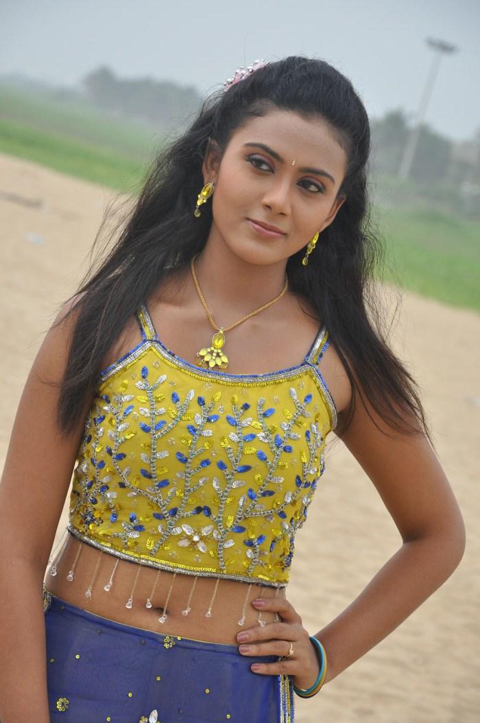 Tamil Actress Darshana Hot Pics in Vachathi Audio launch