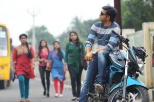 Actor Santhanam in Inimey Ippadithaan Movie Stills