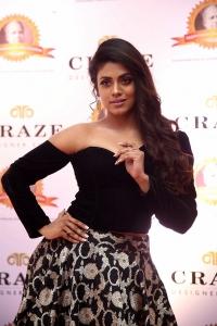 Actress Iniya New Photos @ Dadasaheb Phalke Awards South 2019 Red Carpet