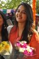 Inji iduppazhagi Anushka Shetty in Churidar Images