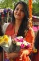 Actress Anushka Cute Images at Inji Idupazhagi Movie Launch