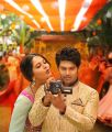 Arya, Anushka in Inji Idupazhagi Movie Images