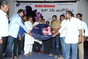 Inka Emi Anukoledu Movie Audio Launch Stills