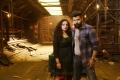Nithya Menon, Vikram in Inkokkadu Movie Stills