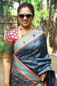 Actress Lakshmi Ramakrishnan @ Intha Nilai Marum Movie Pooja Stills