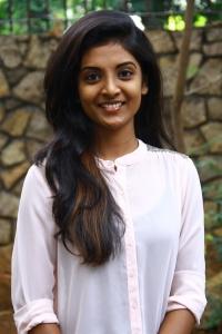 Actress Nithya @ Intha Nilai Marum Movie Pooja Stills