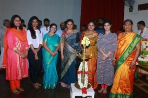 Indha Nilai Maarum Movie Pooja Stills