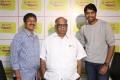 G.Nageswara Reddy, BVSN Prasad, Allari Naresh @ Intlo Deyyam Nakem Bhayam Song Launch at Radio Mirchi Photos