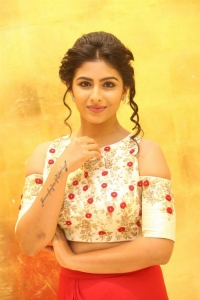 Actress Kruthika Jayakumar @ Intlo Deyyam Nakem Bhayam Trailer Launch Stills