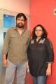 Director M Rajesh wiith Wife @ Ippadai Vellum Special Show Photos