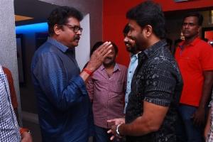 KS Ravikumar, Gaurav Narayanan @ Ippadai Vellum Special Show Photos