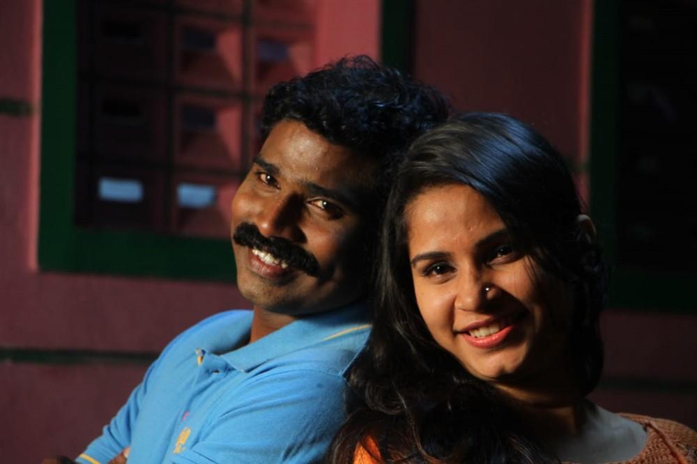 Anifa, Bindhu in IR 8 Movie Stills