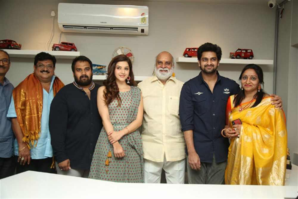 Ira Creations Production No 3 Movie Launch Stills