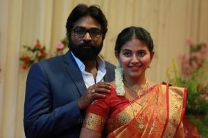 Vijay Sethupathi, Anjali in Iraivi Movie Photos