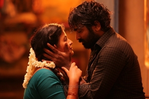 Anjali, Vijay Sethupathi in Iraivi Movie Photos