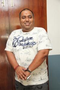 CV Kumar @ Iraivi Movie Press Meet Photos