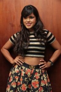 Pooja Devariya @ Iraivi Movie Press Meet Photos