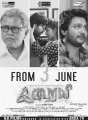 Iraivi Movie Release Posters