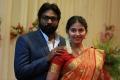 Vijay Sethupathi, Anjali in Iraivi Tamil Movie Stills