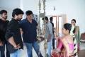 Sj Surya, Karthik Subbaraj, Kamalinee Mukherjee @ Iraivi Movie Working Stills