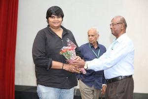 Iraivi Director Karthik Subbaraj @ 14th Chennai International Film Festival Stills