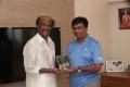 Rajini, YG Mahendran @ Irandam Ragasiyam DVD Version Release Photos
