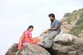 Anandhi, Dinesh in Irandam Ulaga Porin Kadaisi Gundu Movie Stills HD