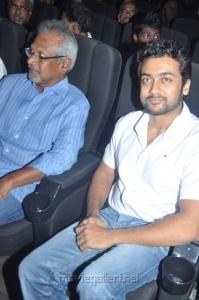 Maniratnam, Suriya @ Irandam Ulagam Audio Launch Stills