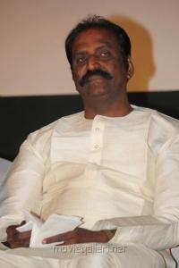 Vairamuthu at Irandam Ulagam Audio Launch Stills