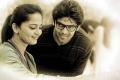 Arya Anushka in Irandam Ulagam Movie Stills
